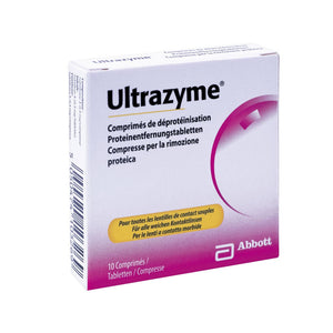 Ultrazyme Proteinentferner 10 Tab