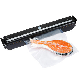 The Geryon E1600 Food Vacuum Sealer is the Great Choice for Delicate or Liquid Food.