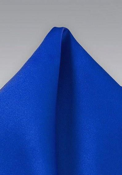 Batista albastra regal 25X25 cm--Cravate Online