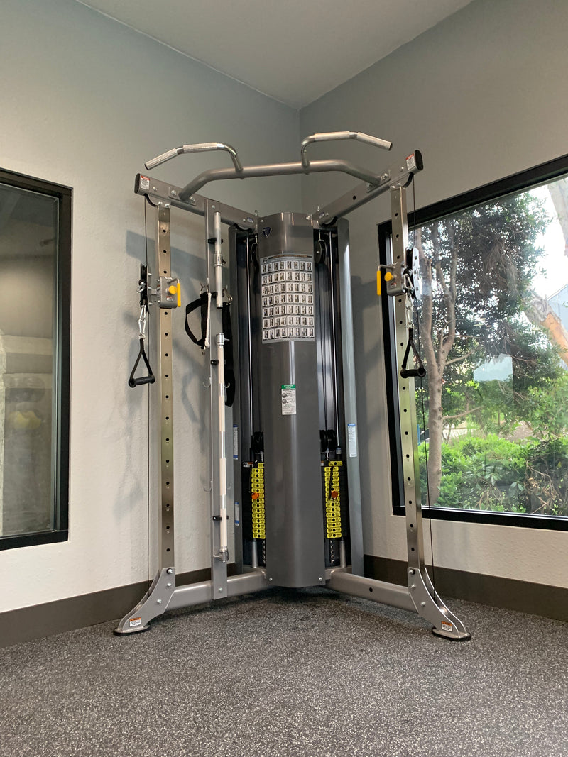 Tuff Stuff CDP-300 Dual Functional Trainer
