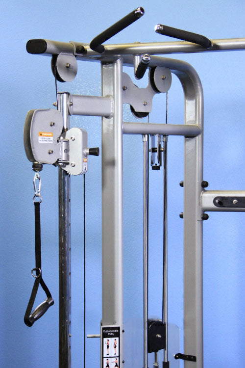 AgileFit Commercial Dual Adjustable Pulley