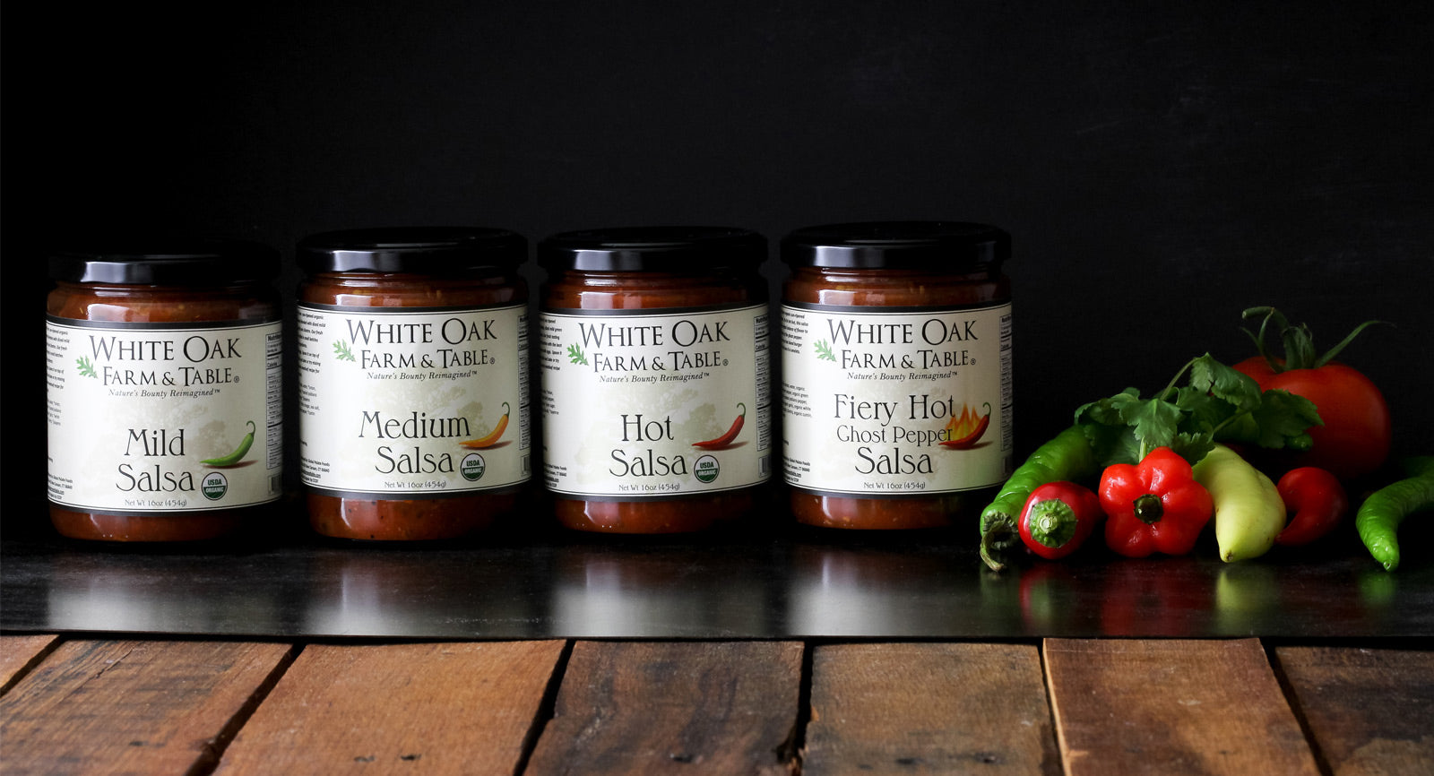 White Oak Farm and Table Salsas