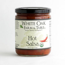 Hot Salsa Pack of 6 - White Oak Farm