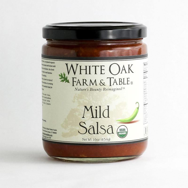 Mild Salsa Pack of 6 - White Oak Farm