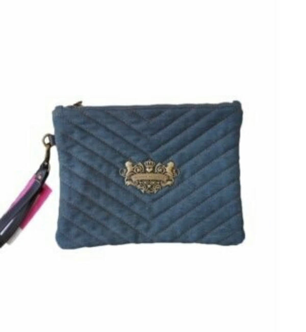Denim Klassik Michelle Clutch