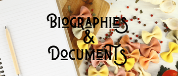 Biographies & documents d'occasion