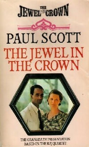 The jewel in the crown - Paul Scott -  Panther Books - Livre