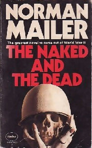 The naked and the dead - Norman Mailer -  Panther Books - Livre
