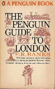 The Penguin guide to London - F.R. Banks -  The Penguin Guides - Livre
