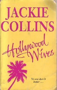 Hollywood wives - Jackie Collins -  Pan Books - Livre