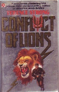 Conflict of lions - Terence Strong -  Coronet Books - Livre