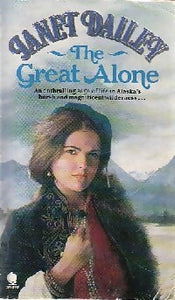 The great alone - Janet Dailey -  Sphere Books - Livre