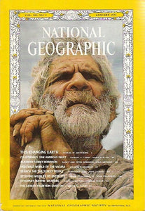 National Geographic US n°143 : The changing earth - Collectif -  National Geographic US - Livre