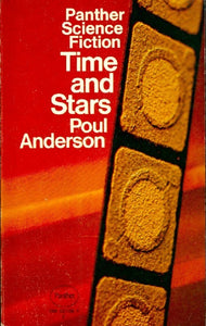 Time ans stars - Poul Anderson -  Panther Books - Livre