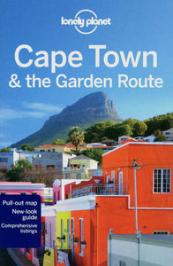 Cape Town & the garden route 2012 - Collectif -  Lonely Planet Guides - Livre