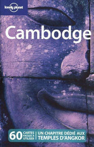 Cambodge - Nick Ray -  Lonely Planet Guides - Livre