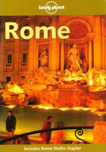 Rome - Collectif -  Lonely Planet Guides - Livre