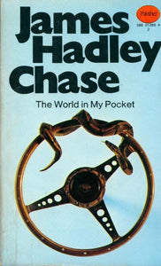 The world in my pocket - James Hadley Chase -  Panther Books - Livre