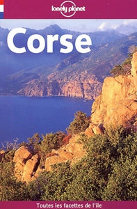 Corse - Collectif -  Lonely Planet Guides - Livre