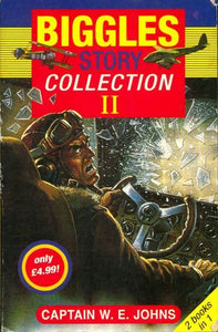 Biggles story collection 2 - Captain W.E. Johns -  Red Fox Book - Livre