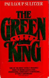 The green king - Paul-Loup Sulitzer -  Panther Books - Livre