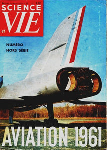 Science & vie Hors-série n°54 : Aviation 1961 - Collectif -  Science & vie hors-série - Livre