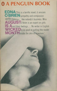 August is a wicked month - Edna O'Brien -  Penguin book - Livre