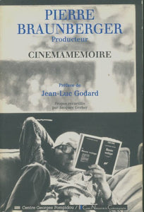 Cinemamemoire - Pierre Braunberger -  Centre Pompidou GF - Livre