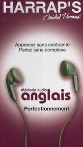 Harrap's méthode anglais perfectionnement - Michel Thomas -  Harrap's GF - Livre