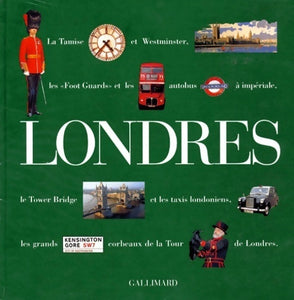 Londres - Collectif -  Guides Gallimard - Livre
