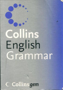 English Grammar - Collectif -  Collins Gem - Livre
