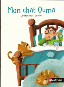 Mon chat Ouma - Jack Fontaines -  Nathan poches divers - Livre