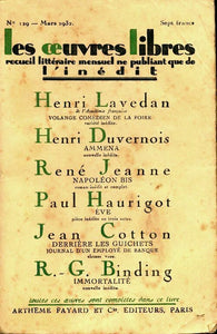 Les oeuvres libres n°129 - Collectif -  Les Oeuvres Libres - Livre