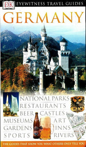 Germany - Collectif -  Eyewitness Travel Guides - Livre