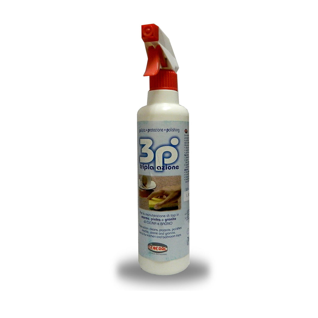 3P Cleaning and Polishing Protection 500ml