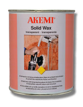 Load image into Gallery viewer, Akemi SOLID WAX - 1 Qt