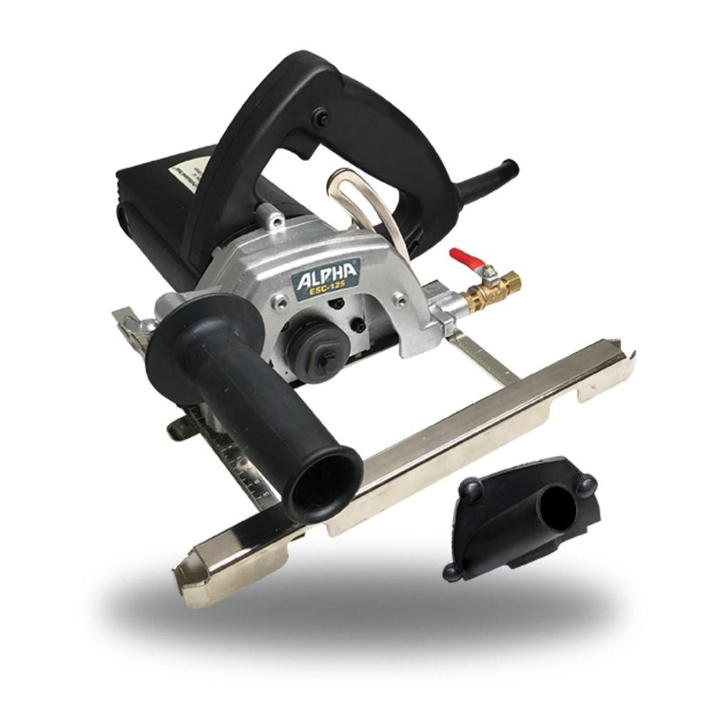 Alpha ESC-125 Wet Stone Cutter 5