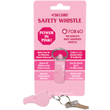 Secure FOX40 Safety Whistle - Pink