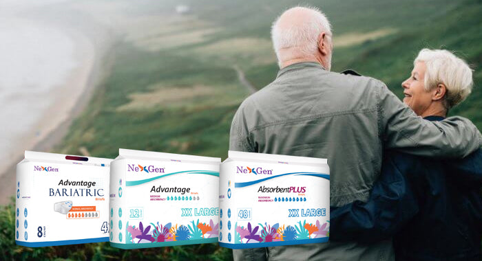 Adult Diapers- An All-In-One Incontinence Solution