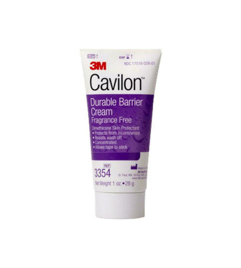 3M Cavilon Durable Barrier Cream Fragrance Free - 3.25 oz