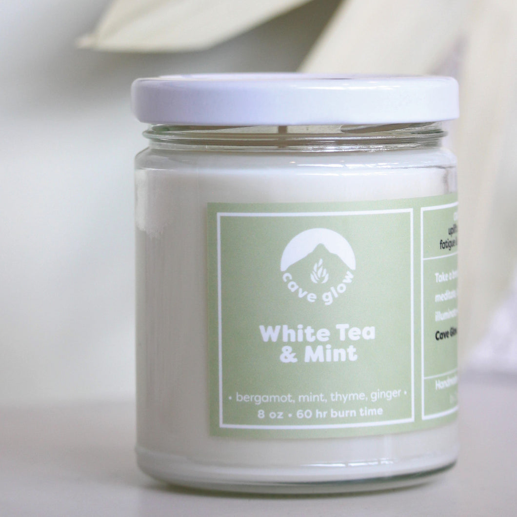 White Tea & Mint