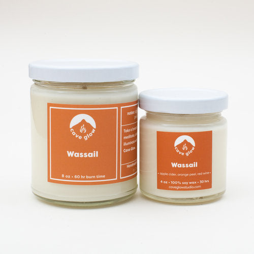 Wassail Candle