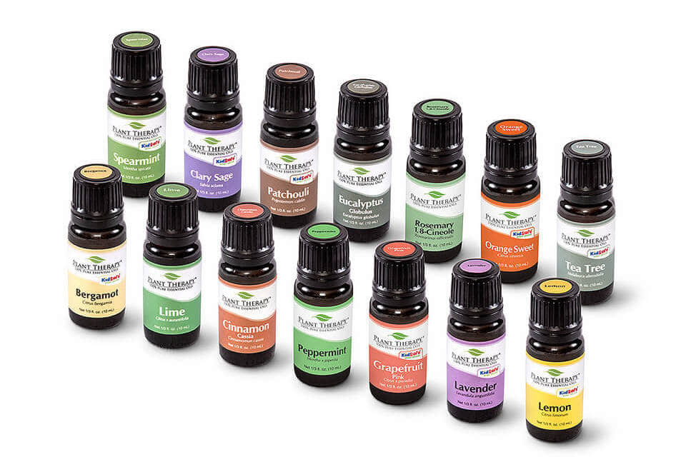 10 Essential Oils to Help You Assemble a Natural First-aid Kit