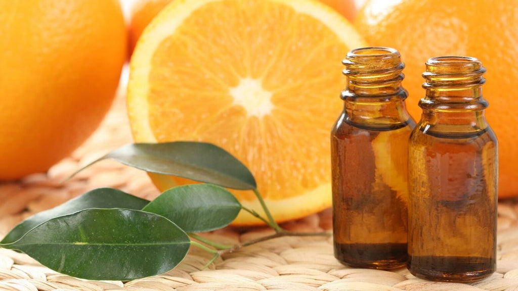 Five Wonderful Uses of Sweet Orange Essential Oil