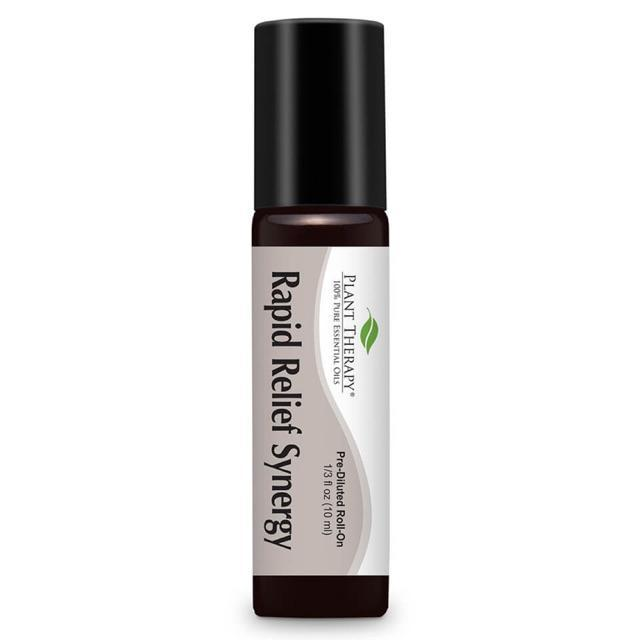 Plant Therapy Rapid Relief Synergy Essential Oil