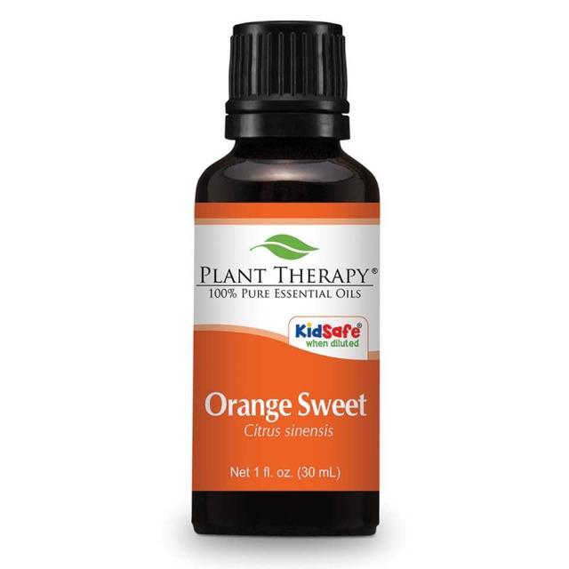 Plant Therapy Orange (Sweet) Essential Oil