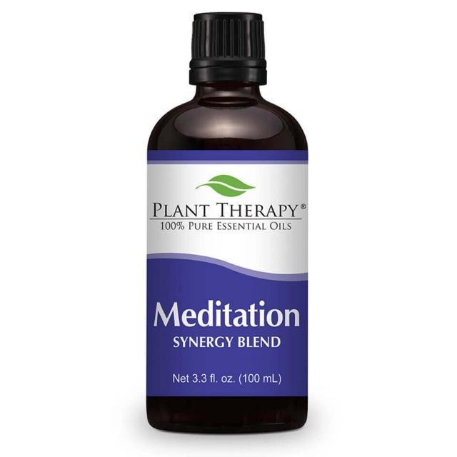 Plant Therapy Meditation Synergy Essential Oil