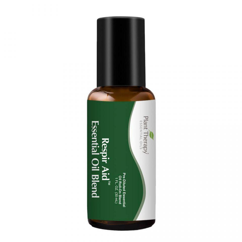 Plant Therapy Respir Aid Synergy Essential Oil