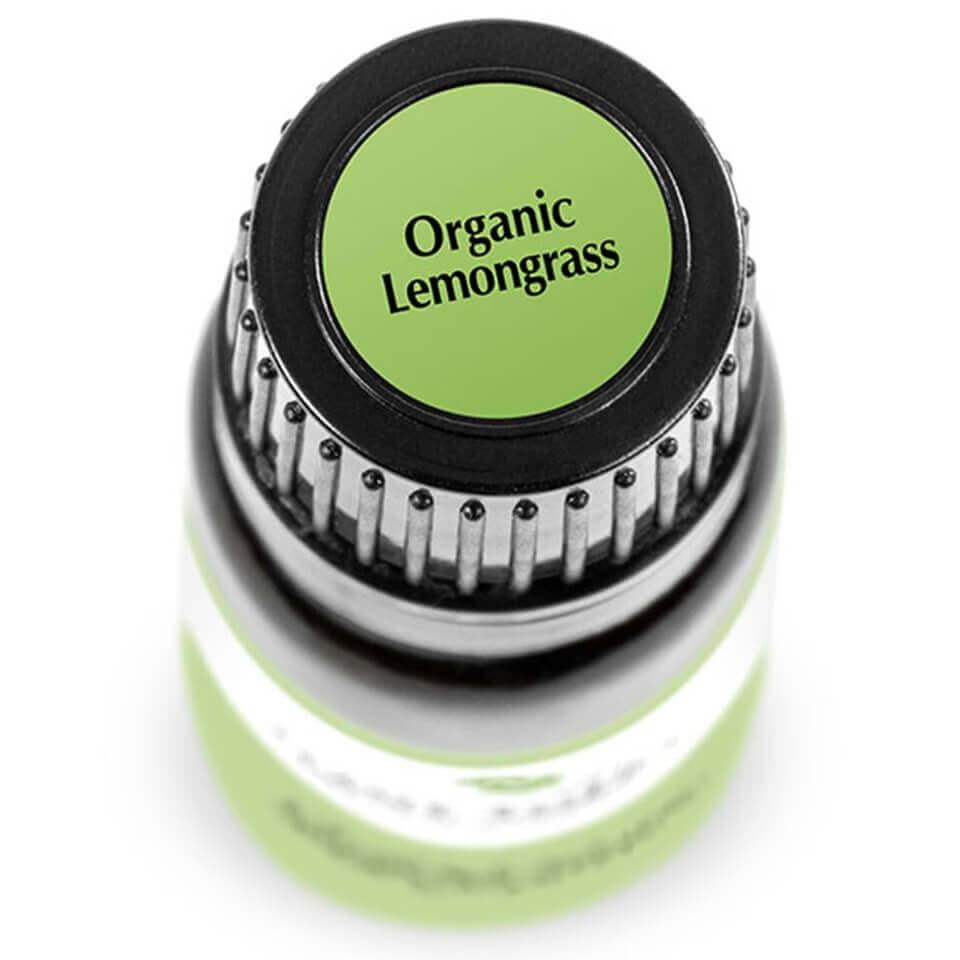Plant Therapy Lemongrass Organic Essential Oil