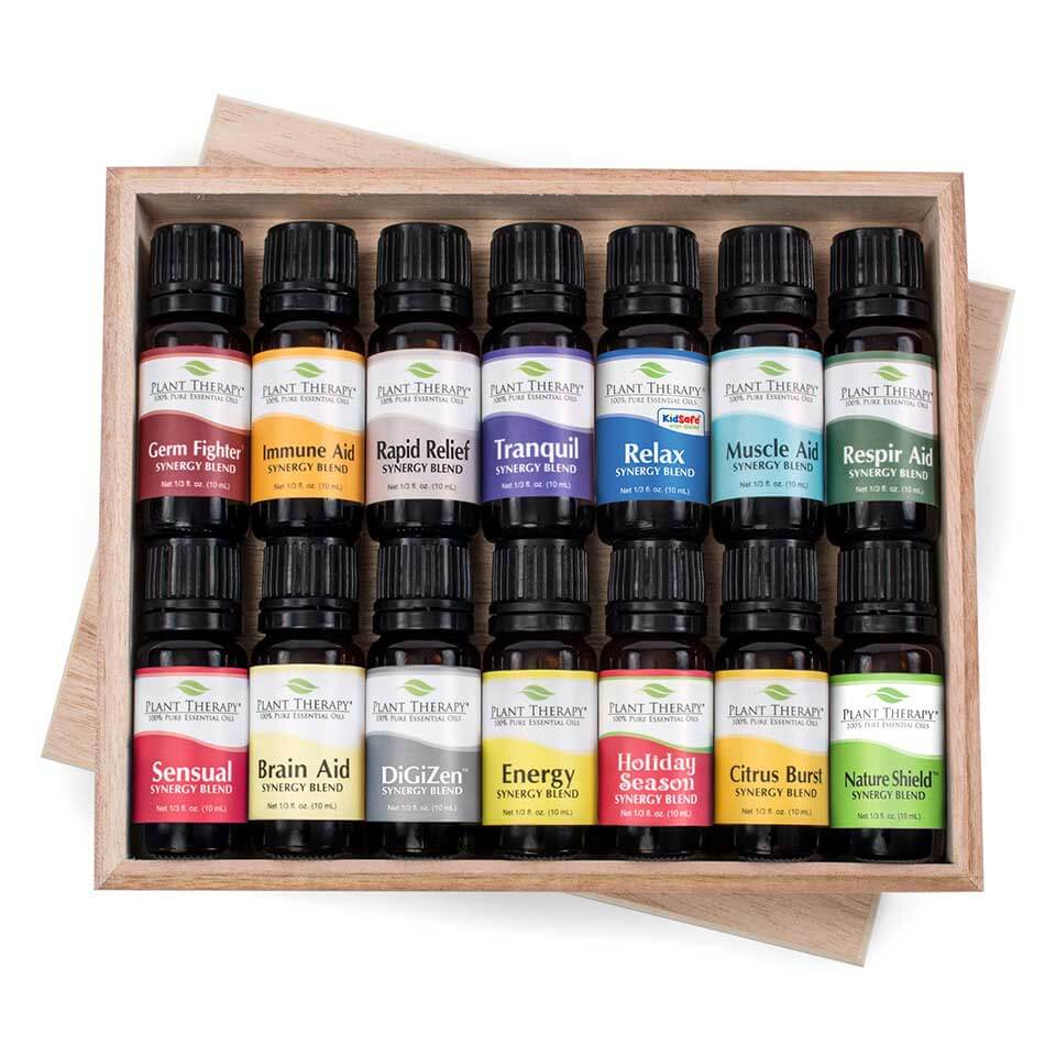 Plant Therapy Top 14 Blends Set